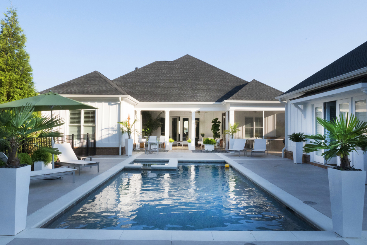 Swimming Pool Design And Build In Christchurch New Zealand Aqualinepools Christchurch